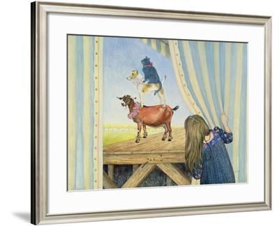 Private View-Ditz-Framed Giclee Print