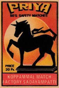 Priya 50's Safety Matches