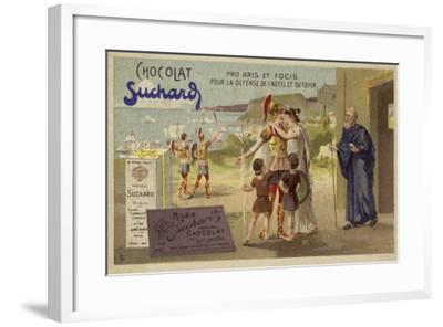 Pro Aris Et Focis--Framed Giclee Print