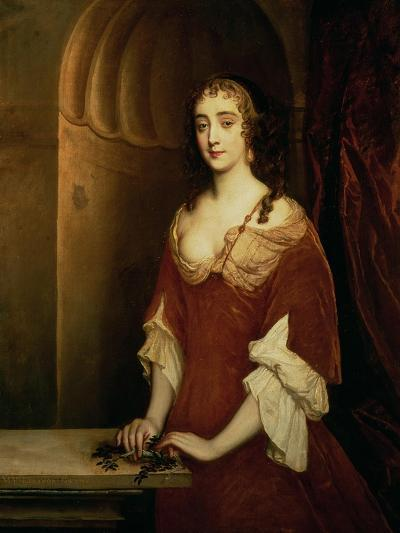 Probable Portrait of Nell Gwynne, Mistress of King Charles II-Sir Peter Lely-Giclee Print