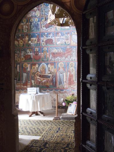 Probota Monastery, UNESCO World Heritage Site, Dolhasca, Bucovina, Romania, Europe-Marco Cristofori-Photographic Print