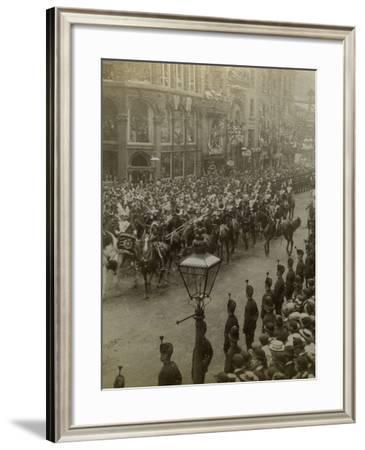 Procession for Queen Victoria's Diamond Jubilee, 1897--Framed Photographic Print