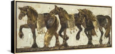 Procession-Karen Dupr?-Framed Canvas Print