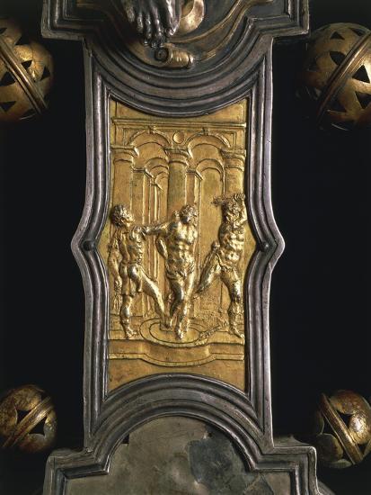 Processional Cross, 1557, Made in Abruzzo Region.--Giclee Print