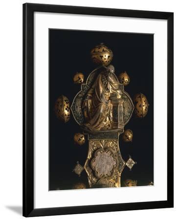 Processional Cross of Saint Maximus--Framed Giclee Print