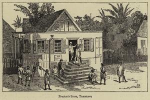 Proctor's Store, Tamatave