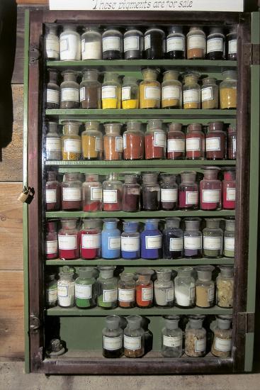 Production of Colour Pigments--Photographic Print