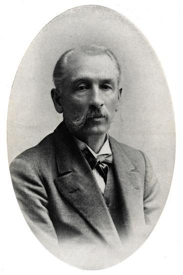 'Professor James Long', c1916, (1917)-Unknown-Photographic Print