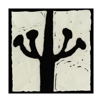 Profile II-Andrea Davis-Art Print