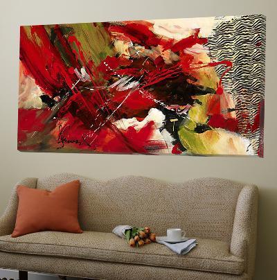 Profondeur-Doris Savard-Loft Art
