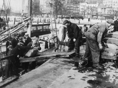 Prohibition Raid--Photographic Print