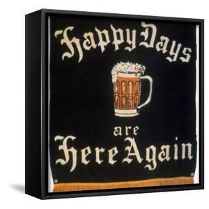Prohibition: Repeal, C1933