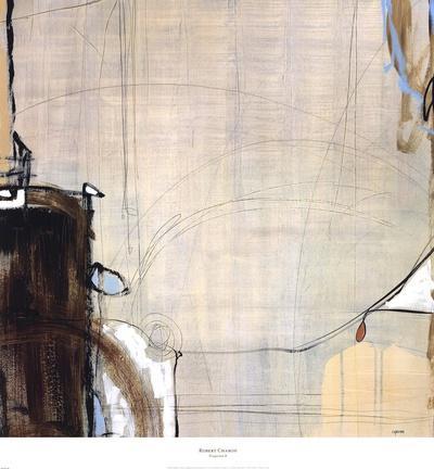 Projection II-Robert Charon-Art Print