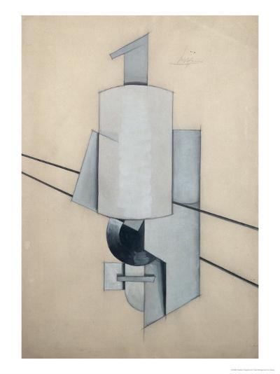 Projet Pour Un Sculpture D'Angle-Vladimir Evgrafovich Tatlin-Giclee Print