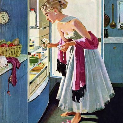 """Prom Momento"", October 29, 1955-M^ Coburn Whitmore-Giclee Print"