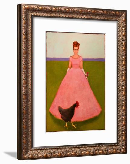 Prom Night-Tracy Helgeson-Framed Art Print