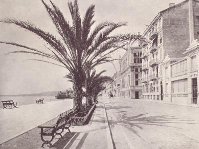 Promenade Des Anglais--Photographic Print
