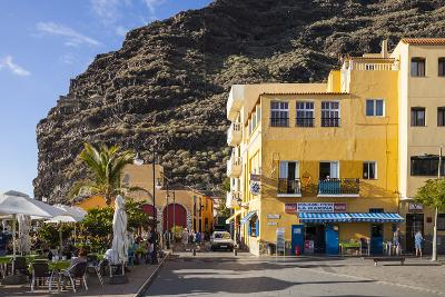 Promenade, Puerto De Tazacorte, La Palma, Canary Islands, Spain, Europe-Gerhard Wild-Photographic Print