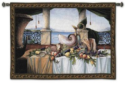 Promessa d'Estate-Paul Panossian-Wall Tapestry