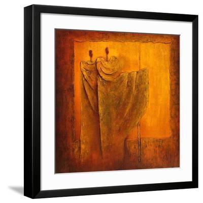 Prominent I-Liesbet Optendrees-Framed Art Print