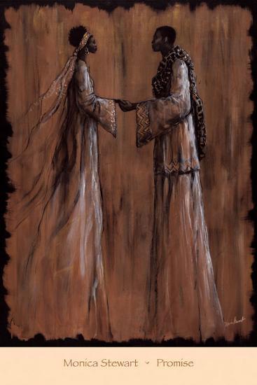 Promise-Monica Stewart-Art Print