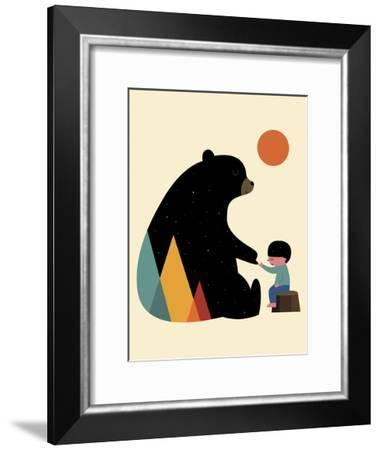Promise-Andy Westface-Framed Giclee Print