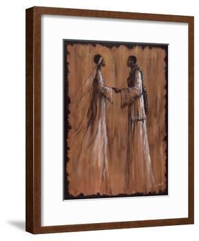 Promise-Monica Stewart-Framed Art Print