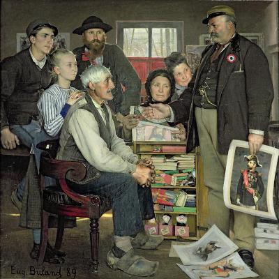 Propaganda, 1889-Jean Eugene Buland-Giclee Print