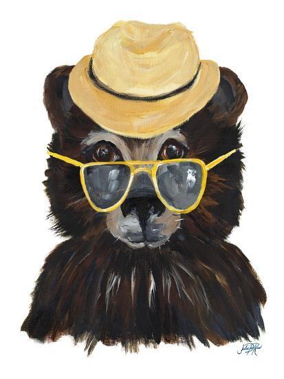 Proper Animals I-Julie DeRice-Art Print