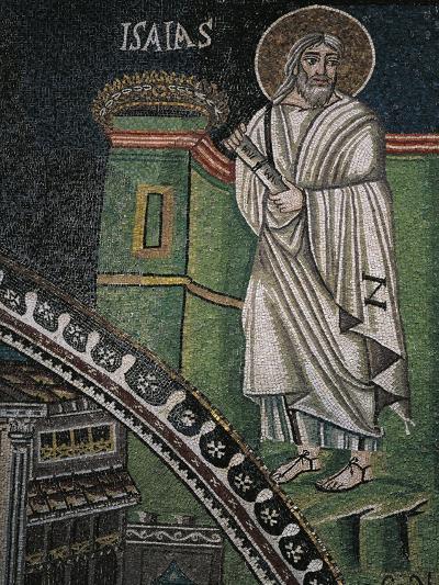 Prophet Isaiah, Mosaic--Giclee Print