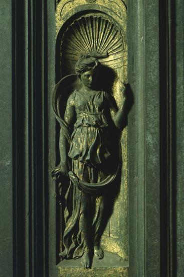 Prophetess, Panel-Lorenzo Ghiberti-Giclee Print