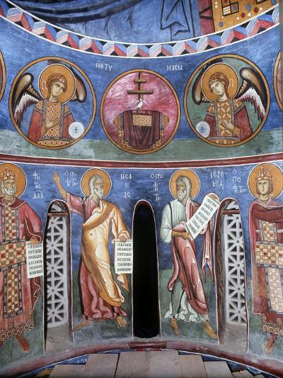 Prophets David, Isaiah, Jeremiah and Solomon, 1192--Giclee Print