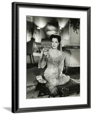 Proposing a Toast--Framed Photo