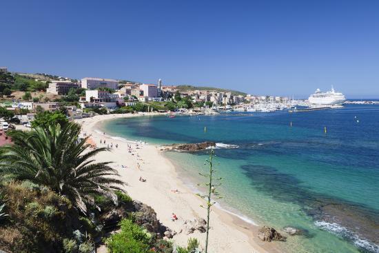 Propriano, Gulf of Valinco, Corsica, France, Mediterranean, Europe-Markus Lange-Photographic Print