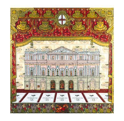 Proscenia-Valentino Monticello-Collectable Print