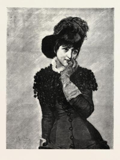 Prose, Lady, Fashion, 1882--Giclee Print