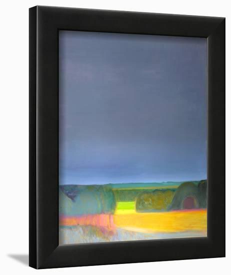 Prospect, Malvern Diptych 2, 1998-Pamela Scott Wilkie-Framed Giclee Print