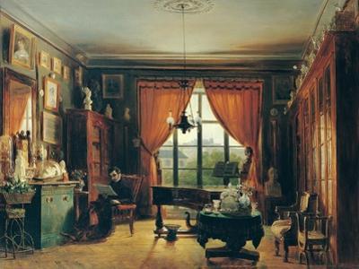 Pierre-Joseph-Guillaume Zimmermann by Prosper Lafaye