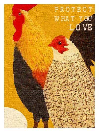 Protect What You Love-Lisa Weedn-Giclee Print