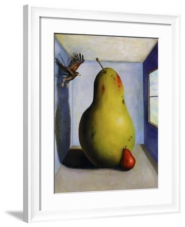 Protecting Baby 5-Leah Saulnier-Framed Giclee Print