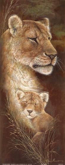 Proud Mother-Ruane Manning-Art Print