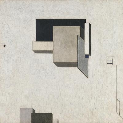Proun 1-El Lissitzky-Giclee Print