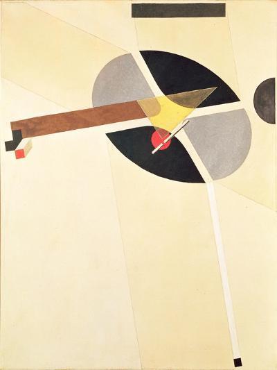 Proun 67-El Lissitzky-Giclee Print