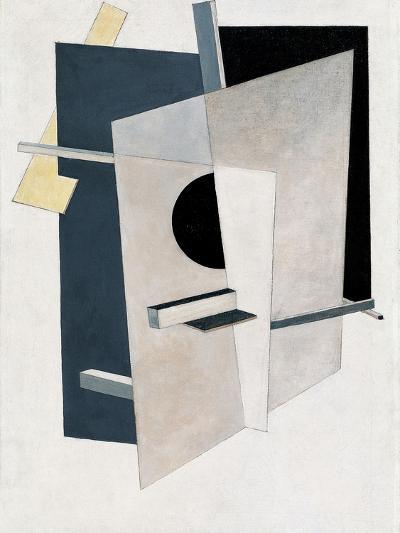 Proun 6-El Lissitzky-Giclee Print