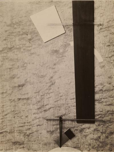 Proun in Material (Proun 83), 1924-Eliezer Markowich Lissitzky-Photographic Print