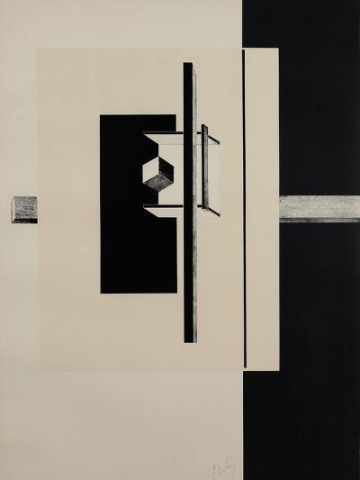 Proun-El Lissitzky-Giclee Print