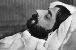 Proust Dead Photo