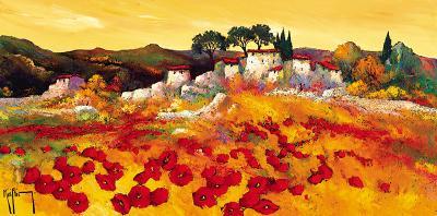 Provence Doree-Roger Keiflin-Art Print