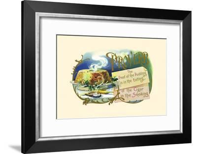 Proverb--Framed Art Print