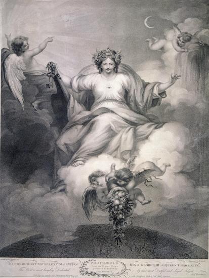 Providence, 1799-Benjamin Smith-Giclee Print